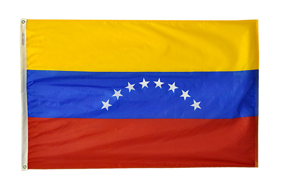 Venezuela Civil Flag -