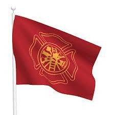 Firefighters Flags - ColorFastFlags | All the flags you'll ever need!
