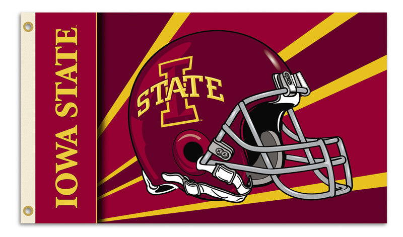 Officially Licensed Iowa State Cyclones  3' x 5' Flags - ColorFastFlags | All the flags you'll ever need!