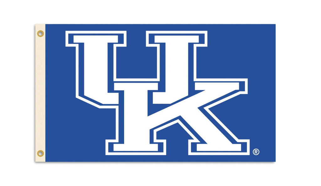 Officially Licensed Kentucky Wildcats 3' x 5' Flags - ColorFastFlags | All the flags you'll ever need!