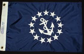 Yacht Club Officers' Flags - ColorFastFlags | All the flags you'll ever need!
