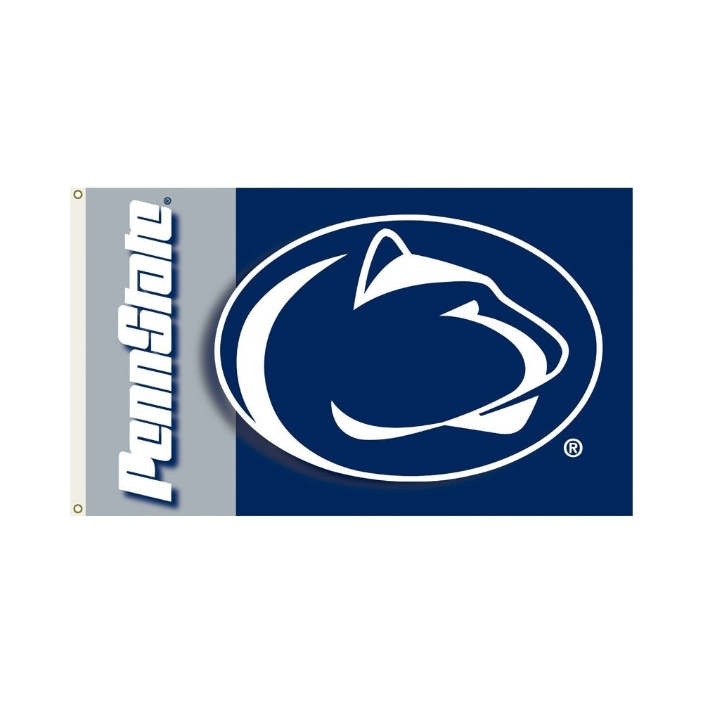 Officially Licensed Penn State 3' x 5' Flags - ColorFastFlags | All the flags you'll ever need!