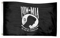 POW-MIA Polyester - ColorFastFlags | All the flags you'll ever need!