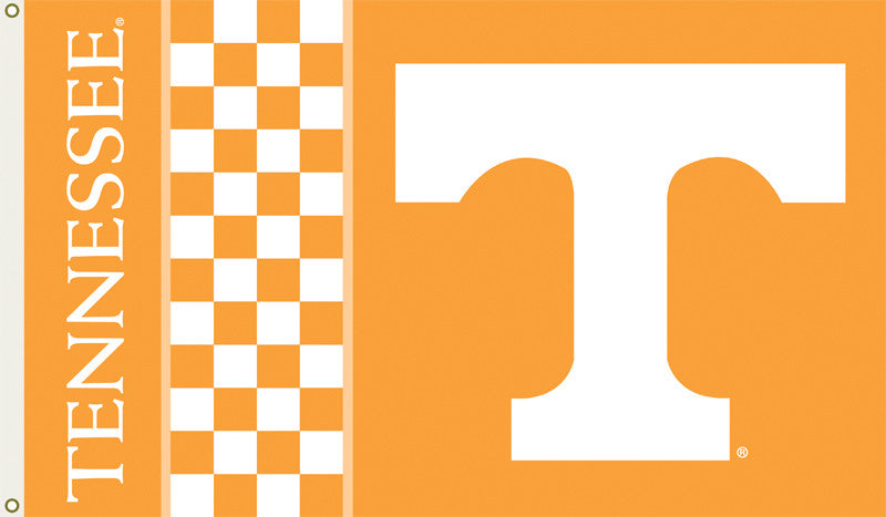 Officially Licensed Tennessee Volunteers 3' x 5' Flags - ColorFastFlags | All the flags you'll ever need!