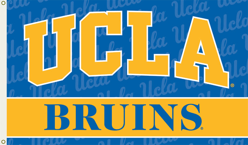 Officially Licensed UCLA Bruins 3' x 5' Flags - ColorFastFlags | All the flags you'll ever need!