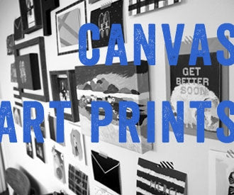 Art prints and canvases