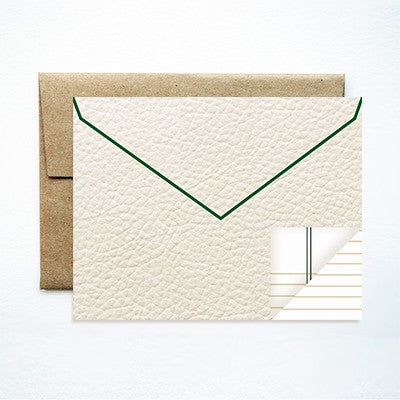 Envelope cream card - Ferme à Papier