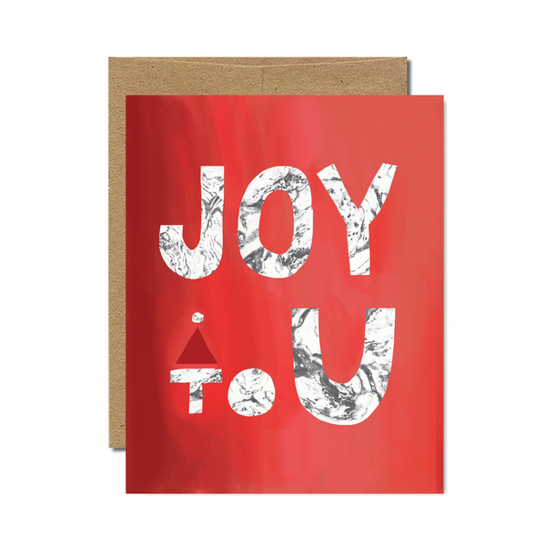 Joy to You Holiday - Ferme à Papier