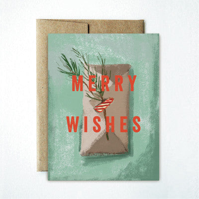 Merry Package - Ferme à Papier