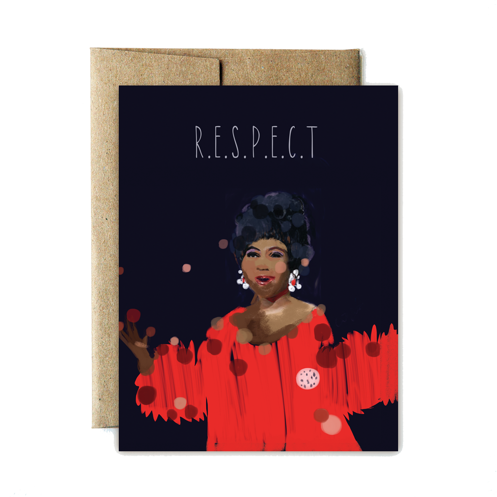 Respect card boxed set