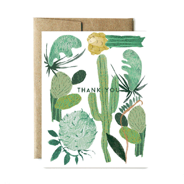 Cacti thank you boxed set
