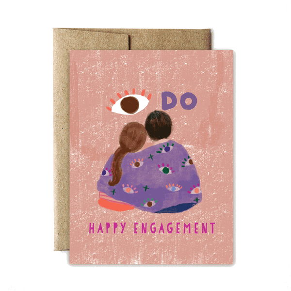 """eye"" do engagement"