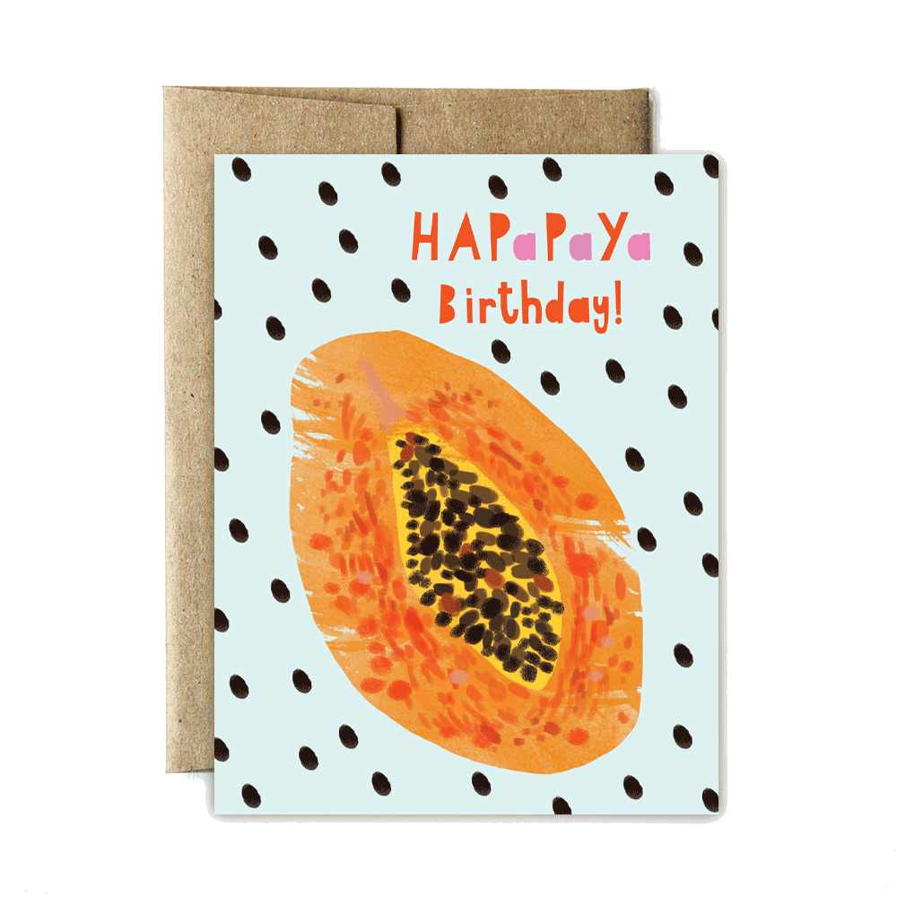 Ha-papaya birthday
