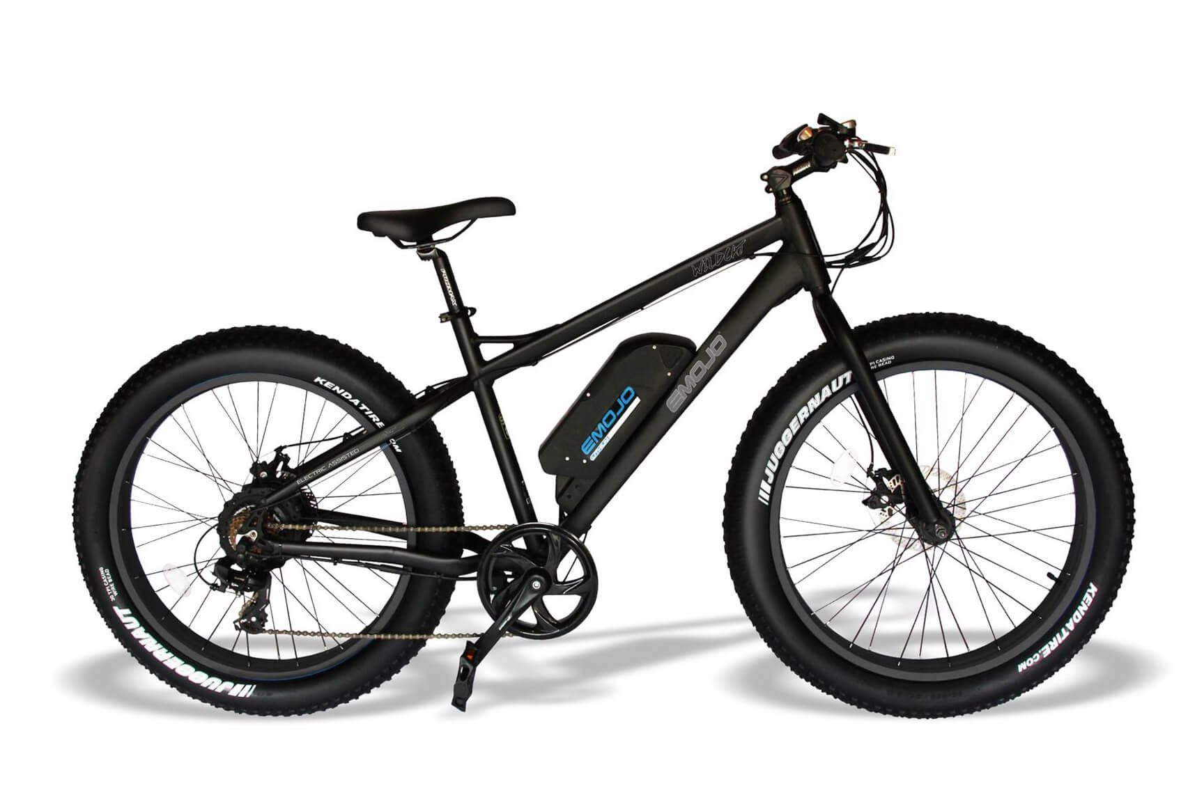 EMOJO Wildcat Fat Tire Electric Bike
