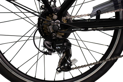 AmericanElectric Veller 2021 Step Through City Electric Bike Derailleur]