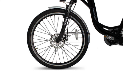 AmericanElectric Veller 2021 Step Through City Electric Bike Front Wheel