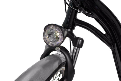 AmericanElectric Veller 2021 Step Through City Electric Bike Headlight Front Light