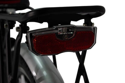 AmericanElectric Veller 2021 Step Through City Electric Bike Tail Light Back Light