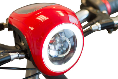 EWheels EW-19 Electric Mobility Scooter Headlight