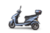 EWheels EW-26 500W 48V Electric Mobility Scooter Blue 2