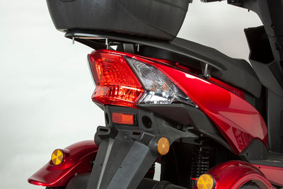 EWheels EW-26 500W 48V Electric Mobility Scooter Rear Lights