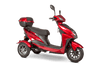 EWheels EW-26 500W 48V Electric Mobility Scooter Red 4