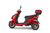 EWheels EW-26 500W 48V Electric Mobility Scooter Red 2