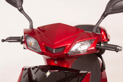 EWheels EW-26 500W 48V Electric Mobility Scooter Headlights