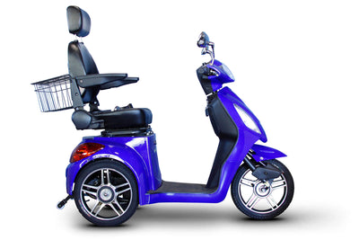 EWheels EW-36 Elite Electric Mobility Scooter Blue