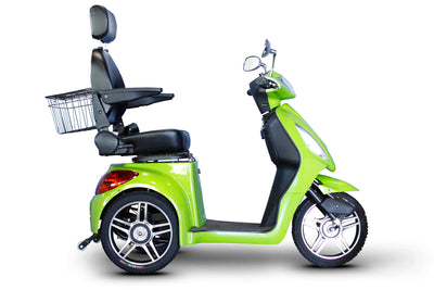 EWheels EW-36 Electric Mobility Scooter Green