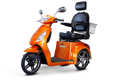 EWheels EW-36 Electric Mobility Scooter Orange