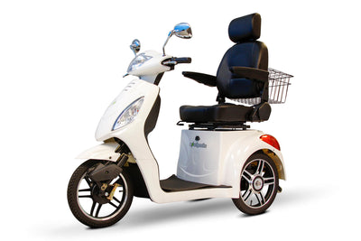 EWheels EW-36 Electric Mobility Scooter White