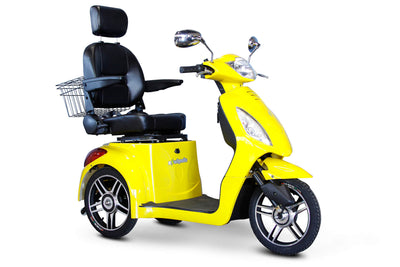 EWheels EW-36 Electric Mobility Scooter Yellow