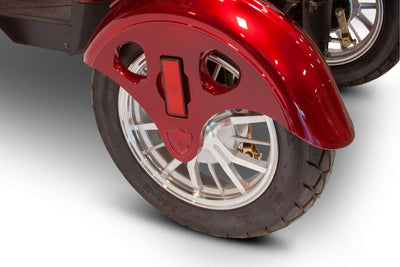 EWheels EW-46 Electric Mobility Scooter Rear Wheel 2