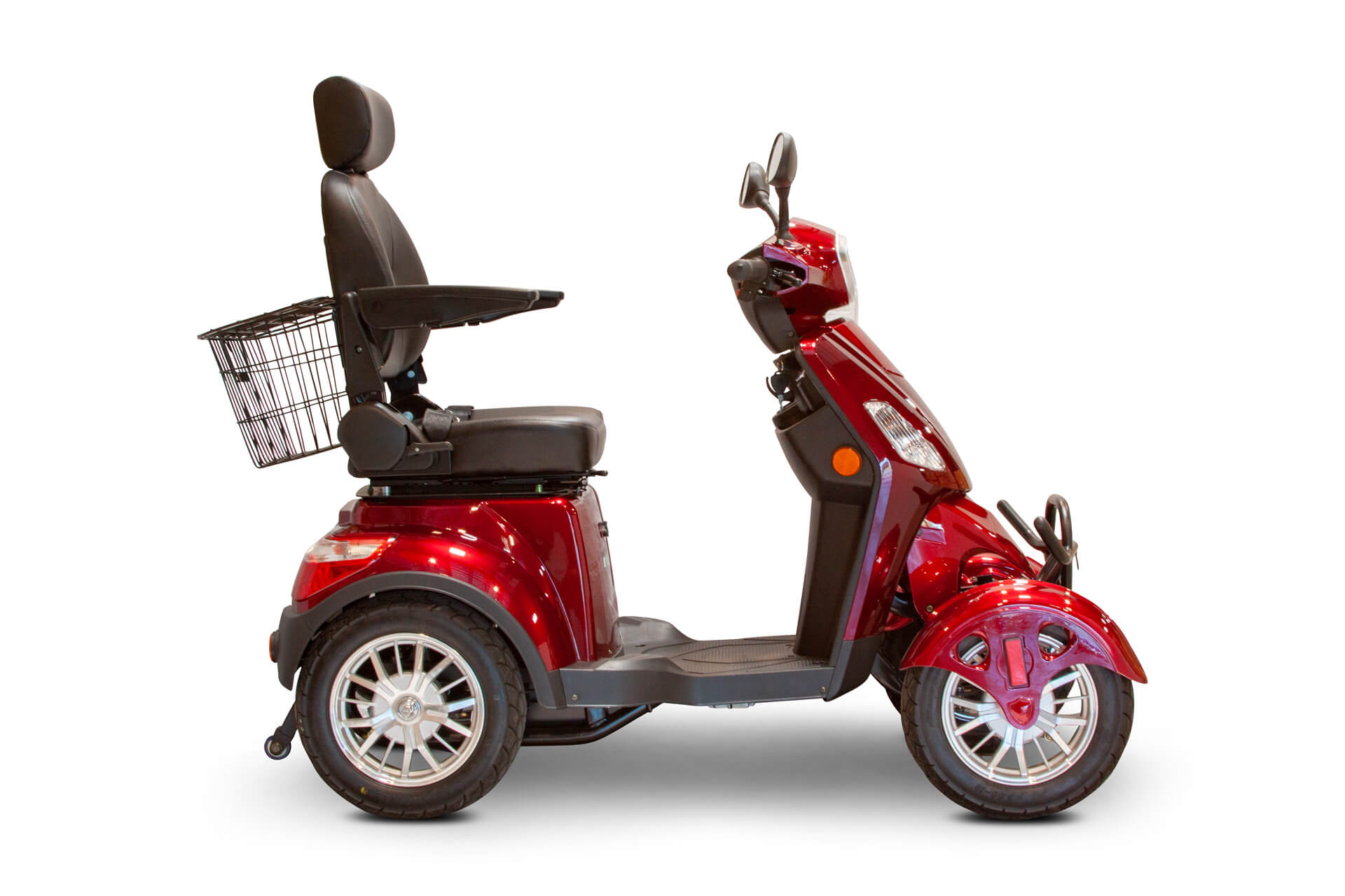 EWheels EW-46 Electric Mobility Scooter Red