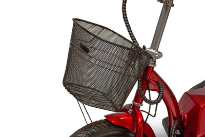 EWheels EW-Big Wheels Electric Mobility Scooter Basket