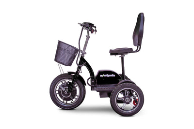 EWheels EW-Big Wheels Electric Mobility Scooter Black 2