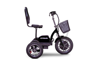 EWheels EW-Big Wheels Electric Mobility Scooter Black