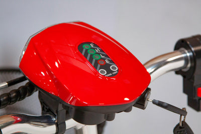 EWheels EW-Big Wheels Electric Mobility Scooter Battery Indicator