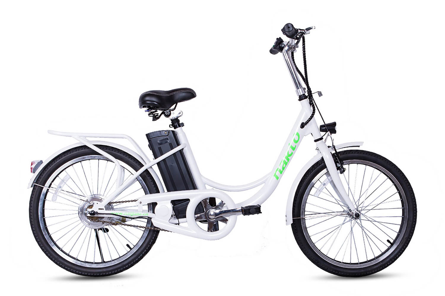 "Nakto Elegance 22"" City Electric Bicycle"