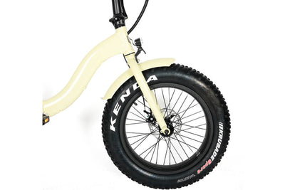 Eunorau 48V500W 20'' Foldable Step-Thru Fat Tire Electric Bike Front Wheel