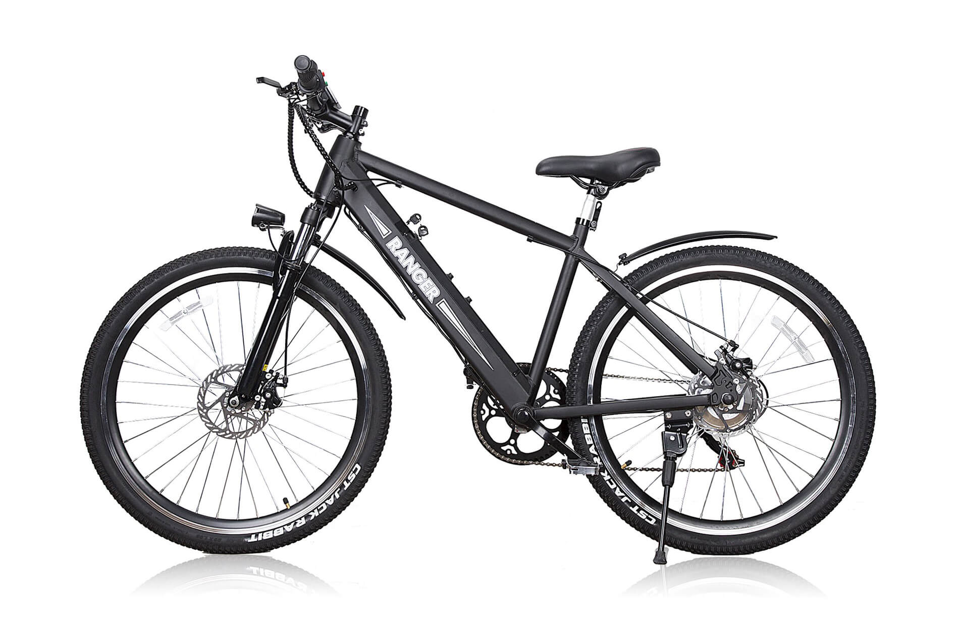 "Nakto Ranger 26"" Mountain Electric Bicycle"