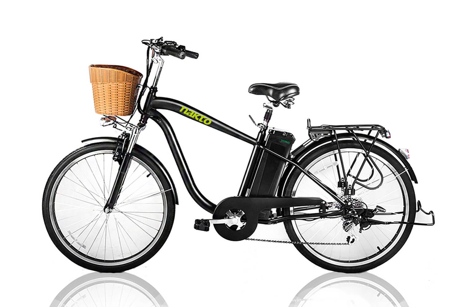 "Nakto Camel 26"" City Electric Bicycle For Men"
