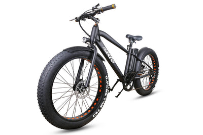 "Nakto Cruiser 26"" 300W Fat Tire Electric Bike 3"