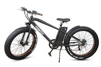 "Nakto Cruiser 26"" 300W Fat Tire Electric Bike 2"