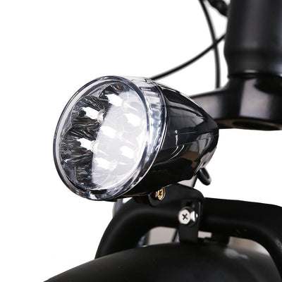 "Nakto Cruiser 26"" 300W Fat Tire Electric Bike Headlight"