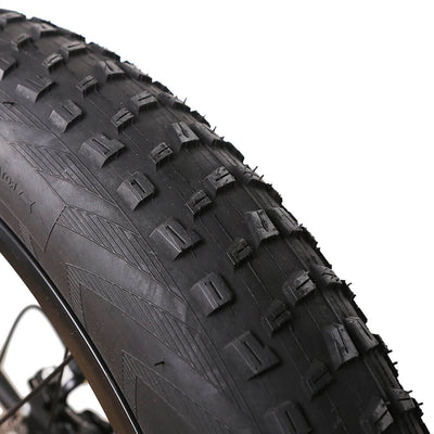 "Nakto Cruiser 26"" 300W Fat Tire Electric Bike Tire"
