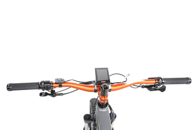 QuietKat 2020 Quantum Full Suspension Fat Tire Electric Mountain Bike Display Handlebar