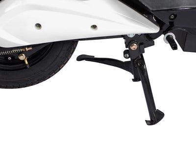 X-Treme Cabo Cruiser Elite 600W Moped Electric Bicycle Scooter Kickstand
