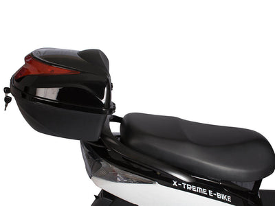 X-Treme Cabo Cruiser Elite 600W Moped Electric Bicycle Scooter